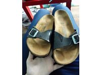 Birkenstock size 6 only worn once