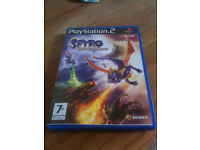 Spyro: Dawn Of The Dragon PS2 Game (Perfect for Christmas)