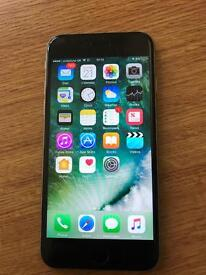 iPhone 6s space grey 32GB Unlocked- new condition!
