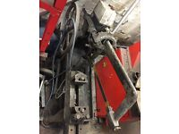 Mechanical metal hack saw