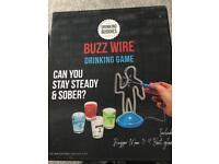 Buzz Wire Drinking Game