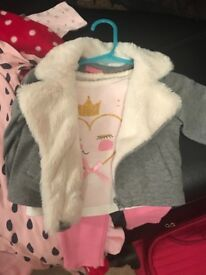 Baby clothes bundle 3-6 Months. Immaculate