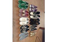 Free old shoes