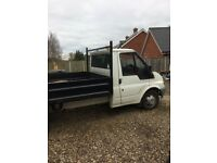 Ford Transit Tipper 2001 Spares or Repairs