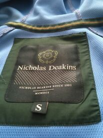 Genuine Nicholas deakin hoodie. Size small.