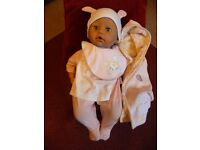 Baby Annabell with accessories and extras vgc - Shipley