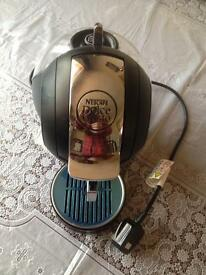 Nescafé dolce gusto coffee machine melody 3 - in ideal condition - offers - black