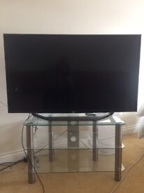 """49"""" 4K HD LG LED TV with stand"""