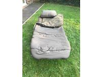 Nash ZED BED SS Standard, pillow and shroud