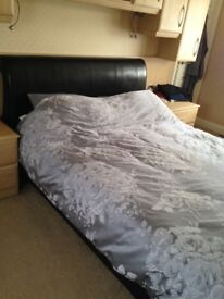King size DFS Sleigh Bed