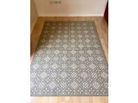 Ikea Snekkersten area rug in neutral colour (160x230cm)