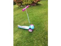 Frozen Scooter - Age 2-5