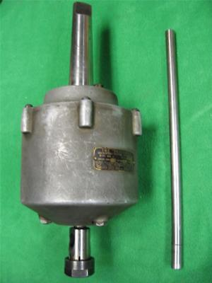 The Procunier Tapping Attachment Size 3 Thread Threading Tapping Head Mt4 12