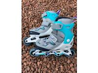 Inline roller blades size 10.5 like new