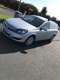 Vauxhall Astra van. 2013, Ultra low miles, 1.7 sportive. NO VAT. ONO