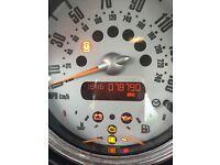 Mini one 2005 (05)/ 78,790 miles/ 1.6L/ Manual