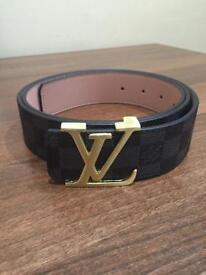 Lv belt for men and women