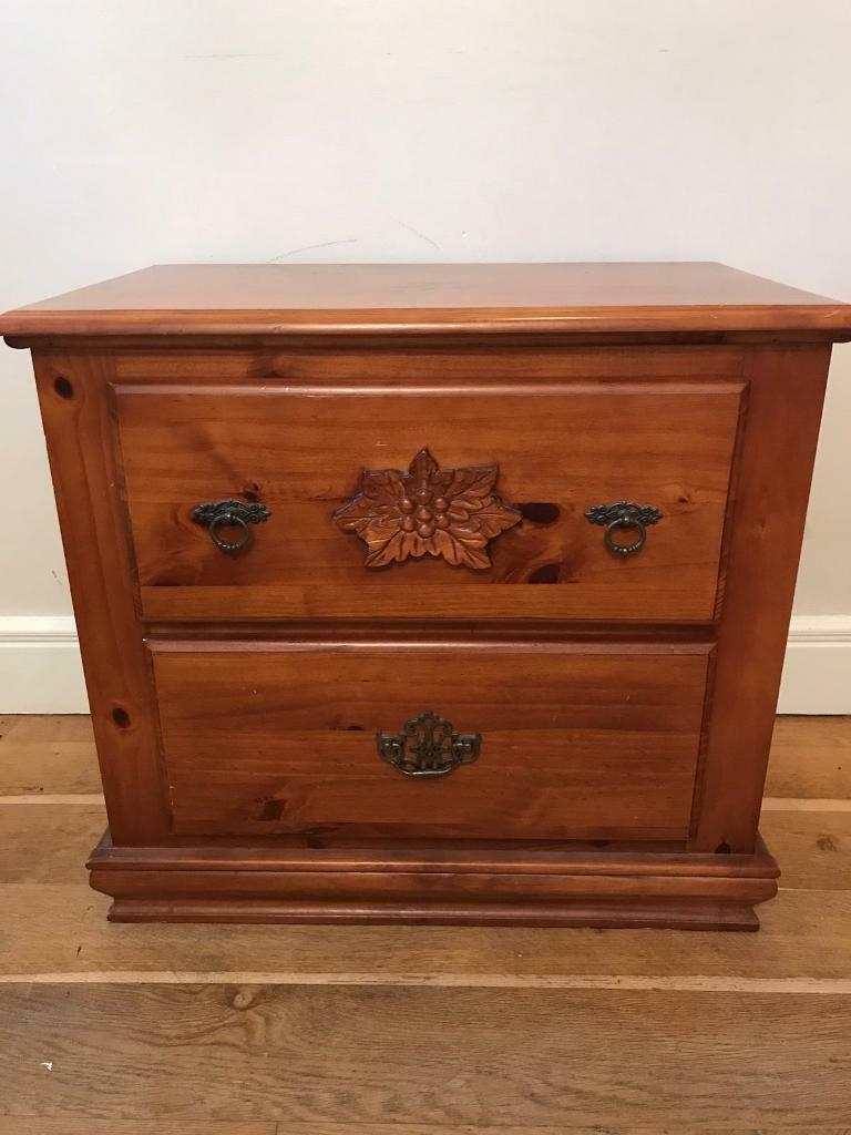 Large drawers
