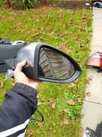 2016 mk7 golf r wing mirror