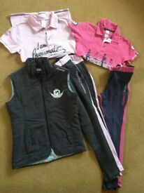 Girls Horse Riding Clothes