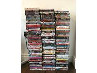 Dvds job lot car boot collection 180+