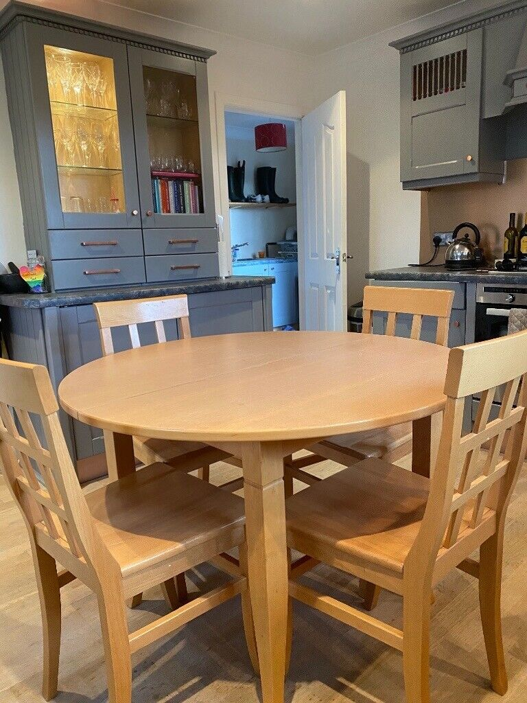 John Lewis Dining Table And Chairs In Eaglesham Glasgow Gumtree