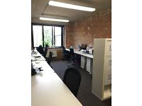 Part time desk space just off Hoxton Square