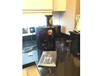 Juicer/smoothie Braun machine only 9 months old and only used twice