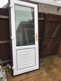 USED PVC DOOR