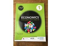 OCR Economics A Level Revision Textbook