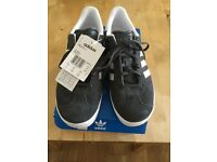 Adidas Gazelle size 6.5 NEW with tags and box