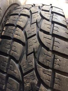3 pneus lt 265/70r17 10 plies