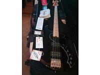 FenderUSA Dimension Bass