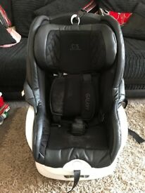 Cozy and Safe Galaxy Car Seat