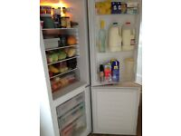 ZANUSSI Fridge Freezer ZRB24100WA -Condition is as new, only 15 months old.
