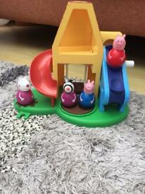 Peppa pig weebles