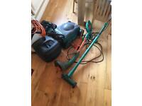 Lawnmower Grass trimmer & weed electric trimmer