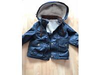Boys 9-12 month coat