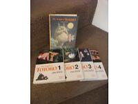 My Neighbour Totoro Set of 5 Books Studio Ghibli