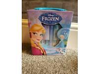 Lovely Frozen bookset of 12 small books.