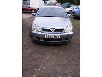 cheap vectra 2003 diesel 12 monts MOT