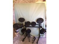 Electronic Drums DD505 Stool & Amp