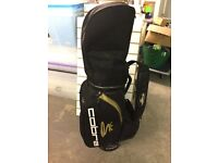 Cobra Tour Staff Golf Bag - Professional Top of Range Rare Item - Amazing Condition