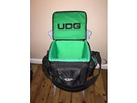 UDG DJ RECORD/VINYL BAG VERY GOOD CONDITION
