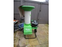 viking gb350 petrol chipper