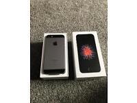 iPhone 5SE 32G space grey Brand new, Unlocked