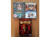 DVD Films bundle