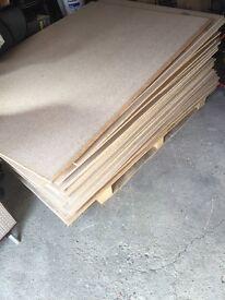 Chip boards / loft boards