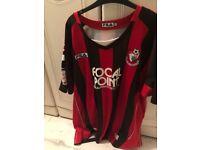Afc Bournemouth fletcher shirt