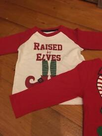 Toddler Christmas t-shirts